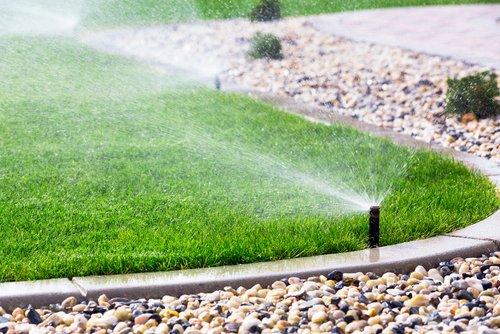 irrigation blowout champlin