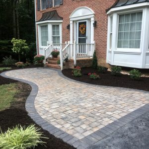 Paver Patio in Champlin MN
