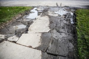 Concrete Driveway Repair Champlin MN