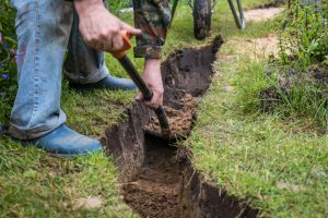 yard and landscape drainage Champlin MN